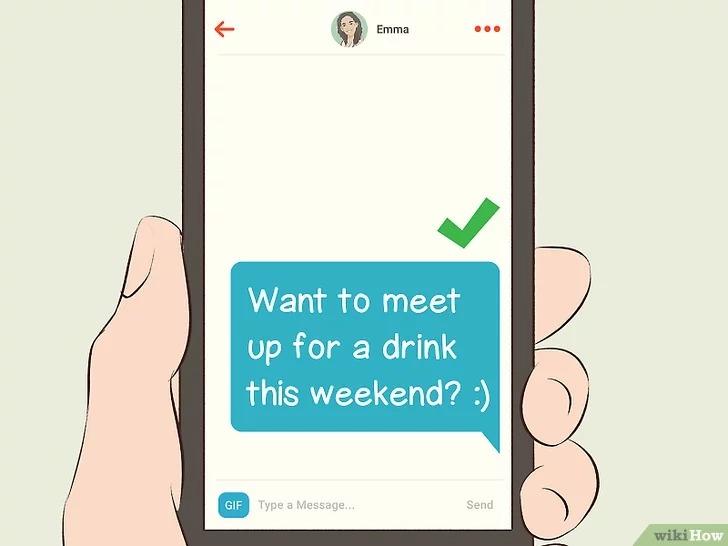 Làm sao để nhắn tin trên Tinder mà chân ái không lặng lẽ unmatch 7