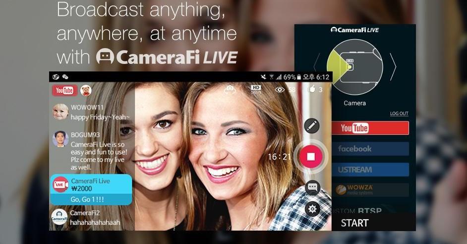 Những app livestream đẹp trên Facebook 2021 bạn nhất định phải biết 2