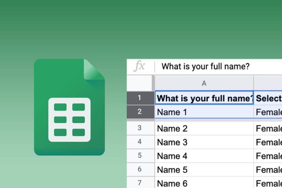 Cách cố định dòng trong Google Sheet đơn giản bạn nên biết