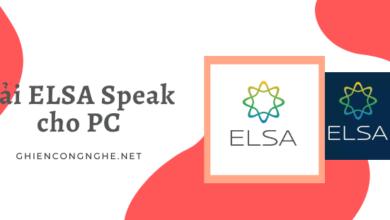 Hướng dẫn tải phần mềm ELSA Speak cho máy tính để con học tiếng Anh trên màn hình lớn 1