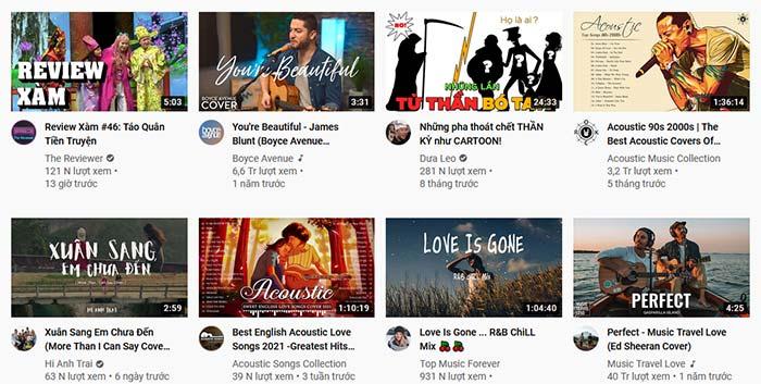 Thumbnail là gì mà chỉ mới nhìn vào là người ta sẽ click vào xem video của bạn