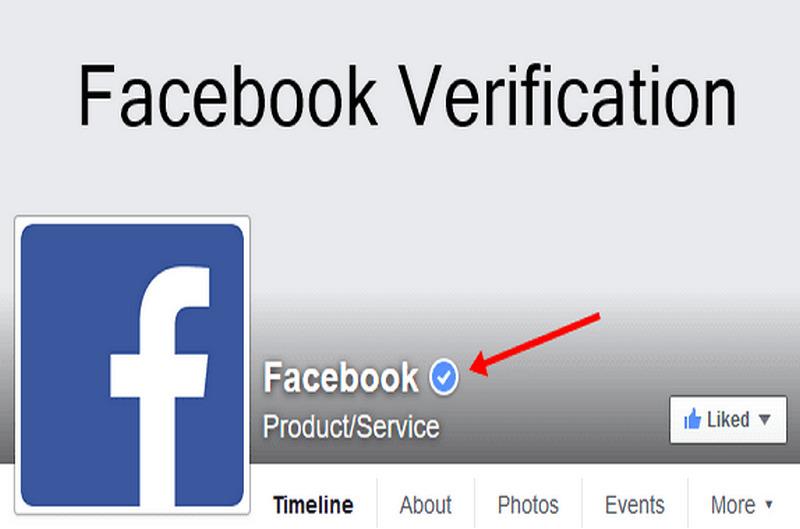 Cách đăng ký tích xanh Facebook cực đơn giản cho những ai cần chứng nhận Facebook chính chủ
