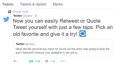 Retweet là gì? Những điều cơ bản về Retweet mà người dùng Twitter phải biết 7