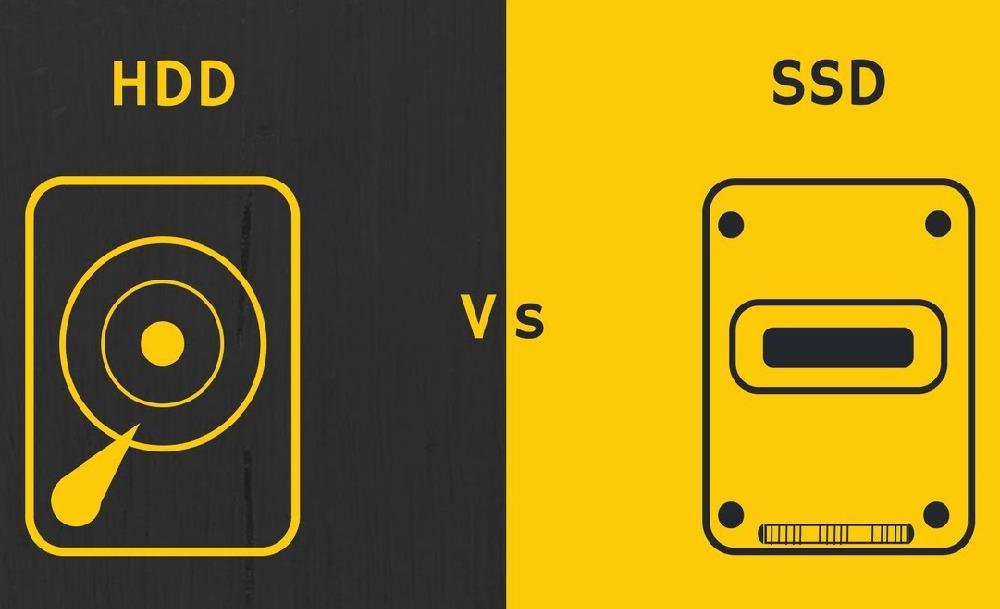 Sự khác biệt giữa SSD và HDD là gì? Lưu ý để lựa chọn ổ cứng máy tính chính xác 2021