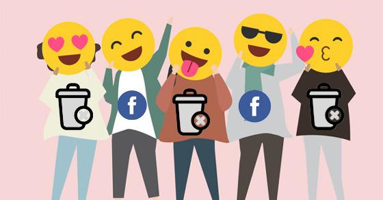 Hướng dẫn cách xóa biểu tượng cảm xúc trên bình luận Facebook
