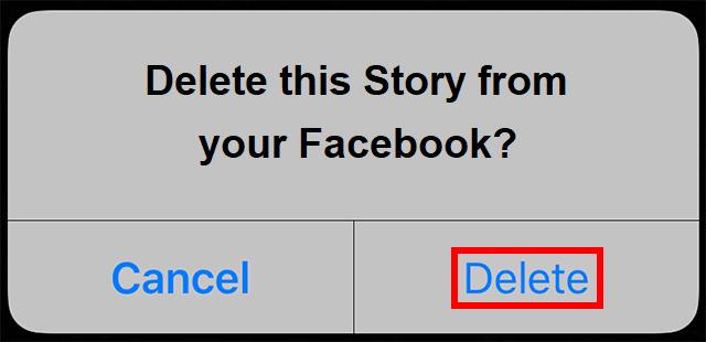 Hướng dẫn cách xóa Story trên Facebook đơn giản hơn cách xóa ký ức về người yêu cũ nhiều lần