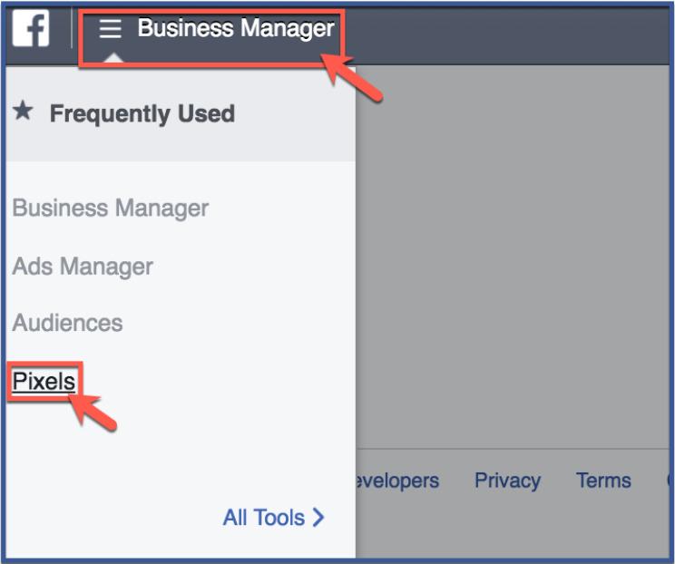 Hướng dẫn tạo Facebook Pixel. Kinh doanh trên Facebook 2021 không nên bỏ qua 1