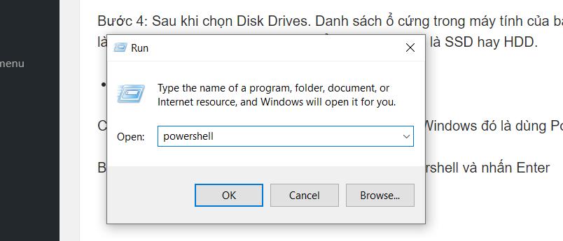 Hướng dẫn cách kiểm tra ổ cứng SSD hay HDD bạn nên biết 23