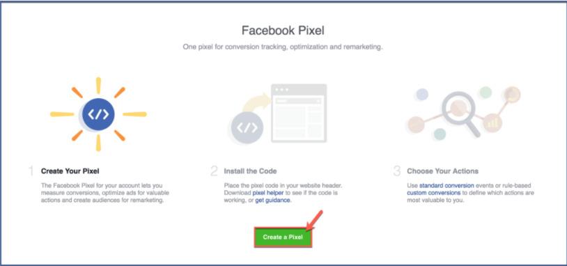 Hướng dẫn tạo Facebook Pixel. Kinh doanh trên Facebook 2021 không nên bỏ qua 2