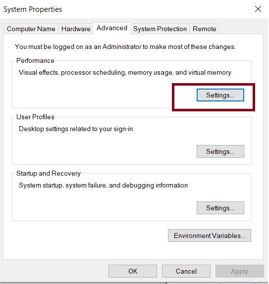 Hướng dẫn set RAM ảo cho máy tính Windows cực đơn giản 14