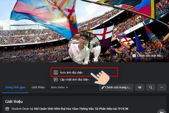 Hướng dẫn cách xóa hình đại diện trên Facebook cực đơn giản