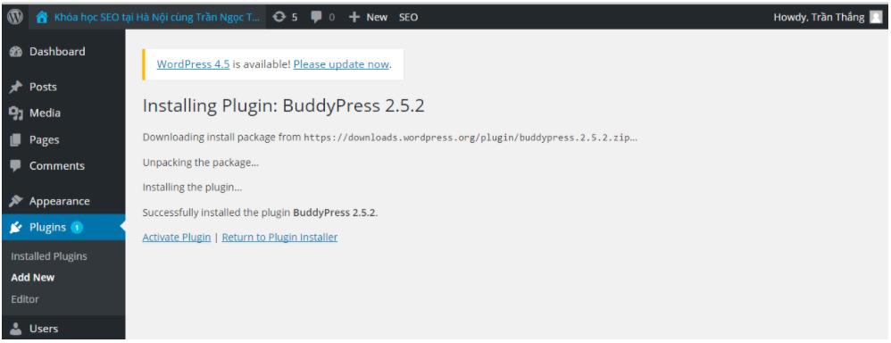 Plugins là gì? 2021 và những điều cơ bản về plugins mà người làm WordPress cần biết 14