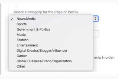 Tìm hiểu cách đăng ký tích xanh Facebook đơn giản
