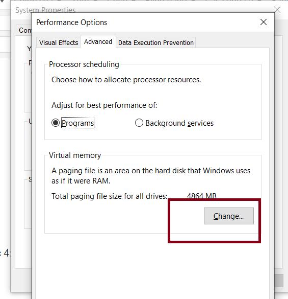 Hướng dẫn set RAM ảo cho máy tính Windows cực đơn giản 15