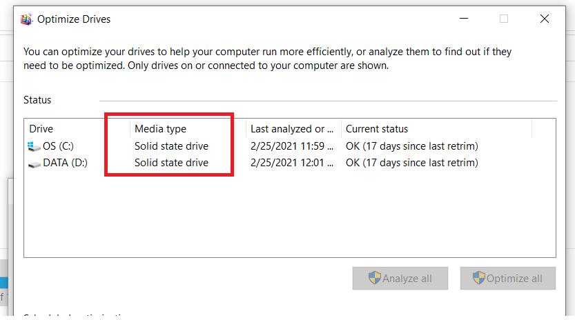 Hướng dẫn cách kiểm tra ổ cứng SSD hay HDD bạn nên biết 19
