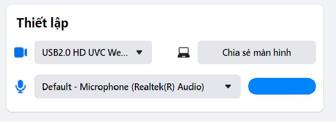 Hướng dẫn cách live stream Facebook trên máy tính cho người mới bắt đầu 22