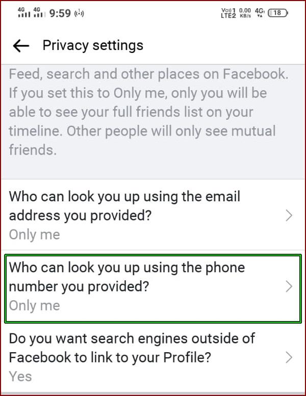 Hướng dẫn cách ẩn số điện thoại trên Facebook nhanh chóng
