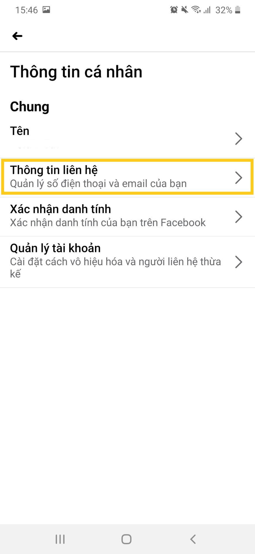 Hướng dẫn cách ẩn số điện thoại của bạn trên Facebook, càng tìm càng ẩn 6