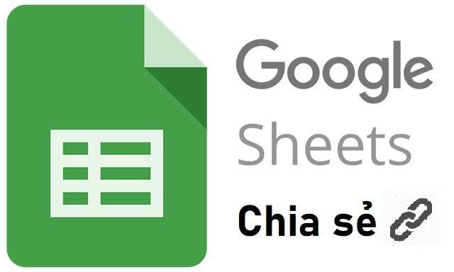 cach chia sẻ google sheet 00