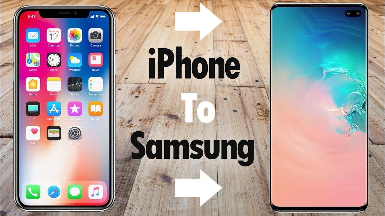 3 cách chuyển ảnh từ iPhone sang Samsung đơn giản cho người mù công nghệ