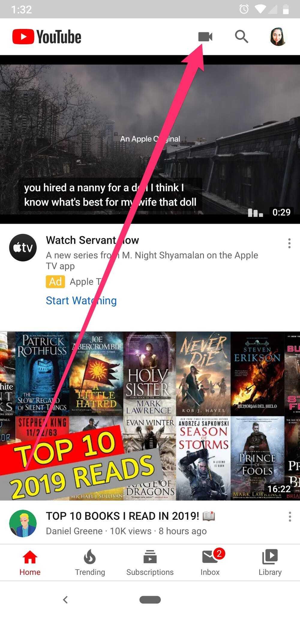 Cách đăng ảnh lên YouTube bằng điện thoại tăng tương tác