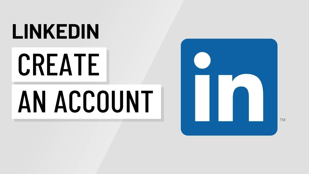 tạo tài khoản LinkedIn