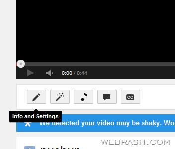 Cách đổi tên video trên YouTube đơn giản chỉ với 4 bước