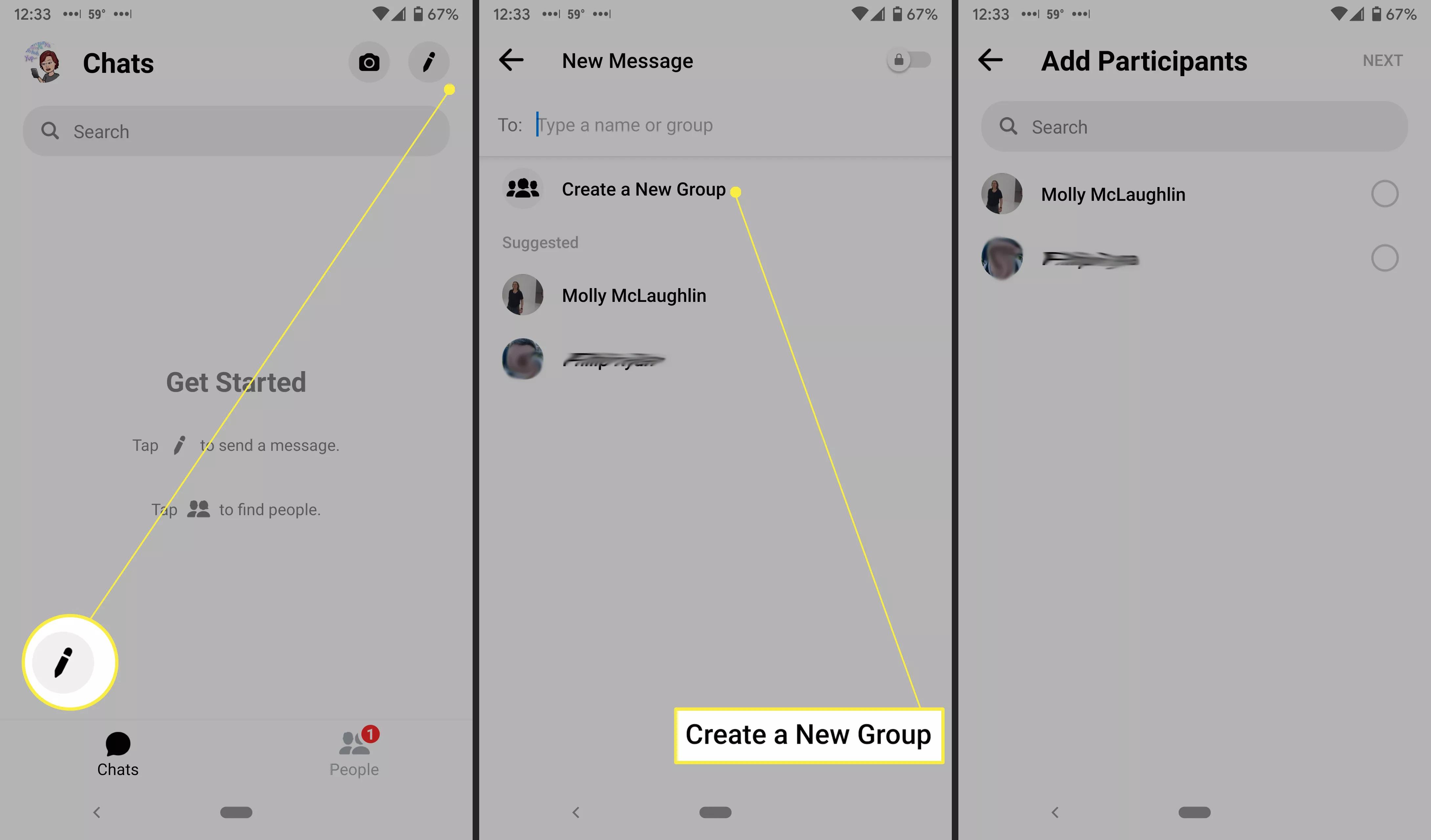 Hướng dẫn cách lập nhóm chat trên Facebook từ A đến Z