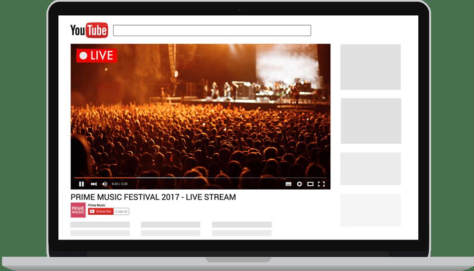 Cách live stream YouTube để tăng tương tác cùng 500 anh em