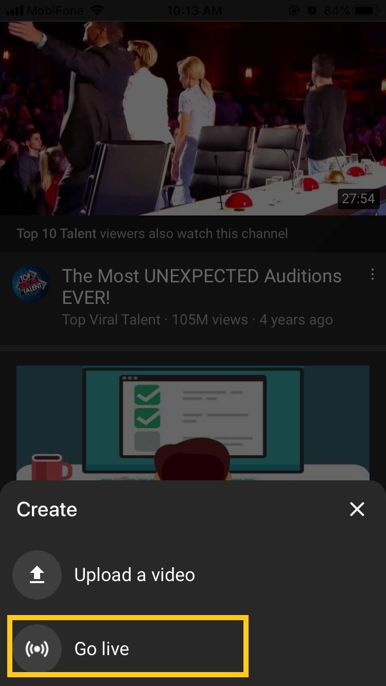 Cách live stream YouTube để tăng tương tác cùng 500 anh em 4