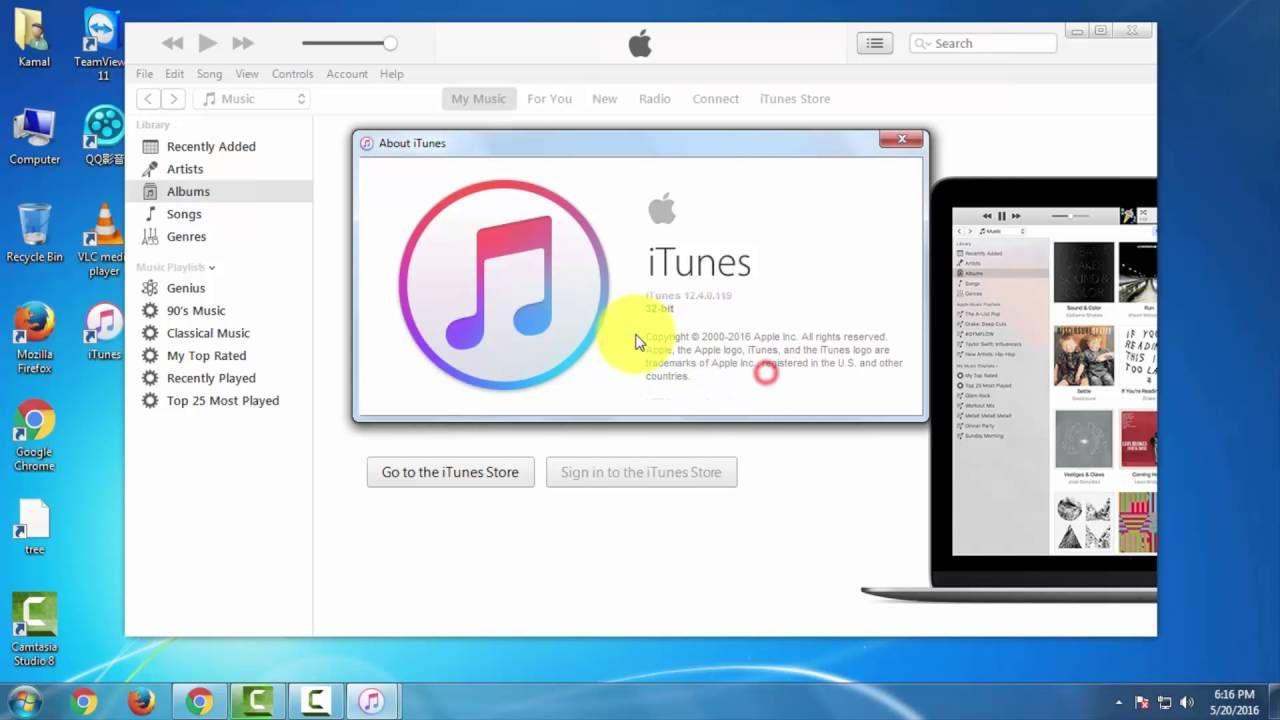 Học cách tải iTunes về máy tính Win 7 chỉ trong vài nốt nhạc