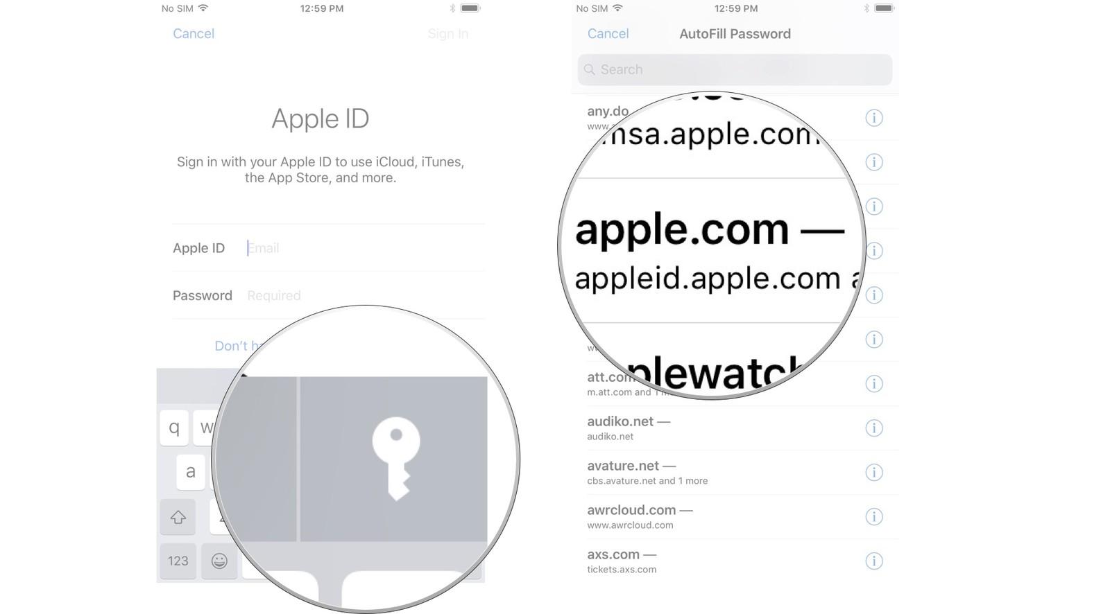 Hướng dẫn từng bước cách đăng nhập ID Apple