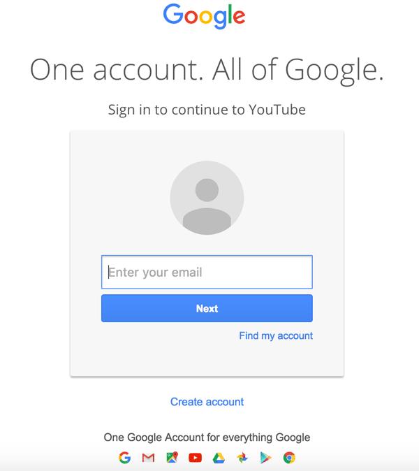 Cách tạo kênh YouTube trên máy tính dành cho người mới