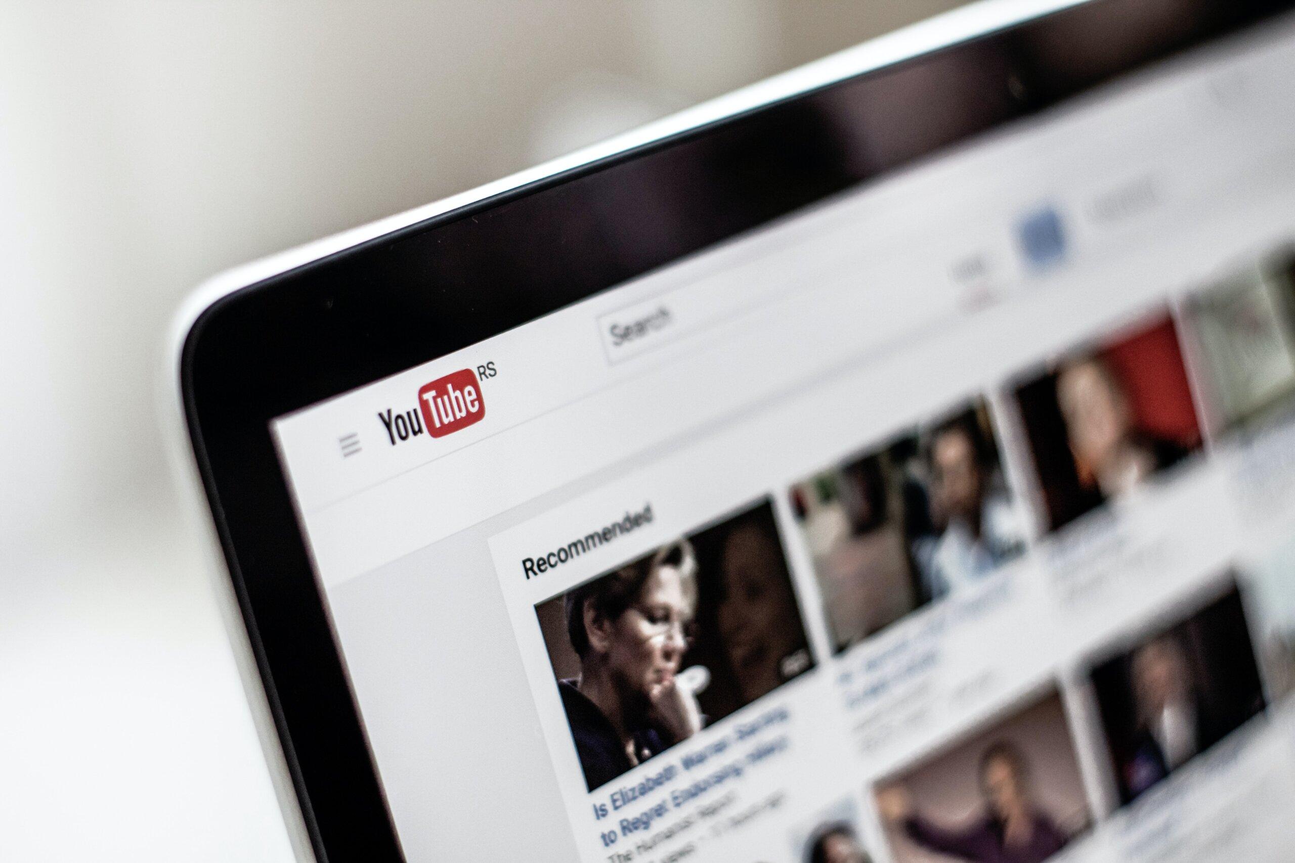 Cách tạo tài khoản YouTube kiếm tiền cho người mới bắt đầu