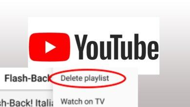 Cách xóa một chiếc playlist đã cũ trên YouTube 2
