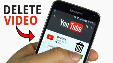 Cách xóa video trên YouTube bằng điện thoại trong vòng 1 nốt nhạc 22