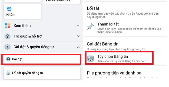 Hướng dẫn cách bỏ theo dõi trên Facebook bằng điện thoại 14