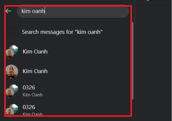 Hướng dẫn cách tìm nhóm chat trên Messenger chỉ bằng vài thao tác đơn giản 8