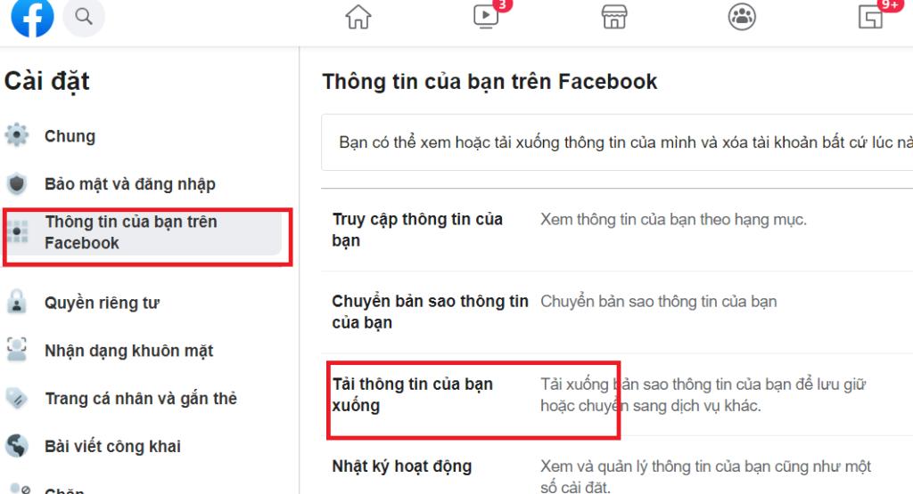Hướng dẫn cách xóa ảnh bìa Facebook trên máy tính
