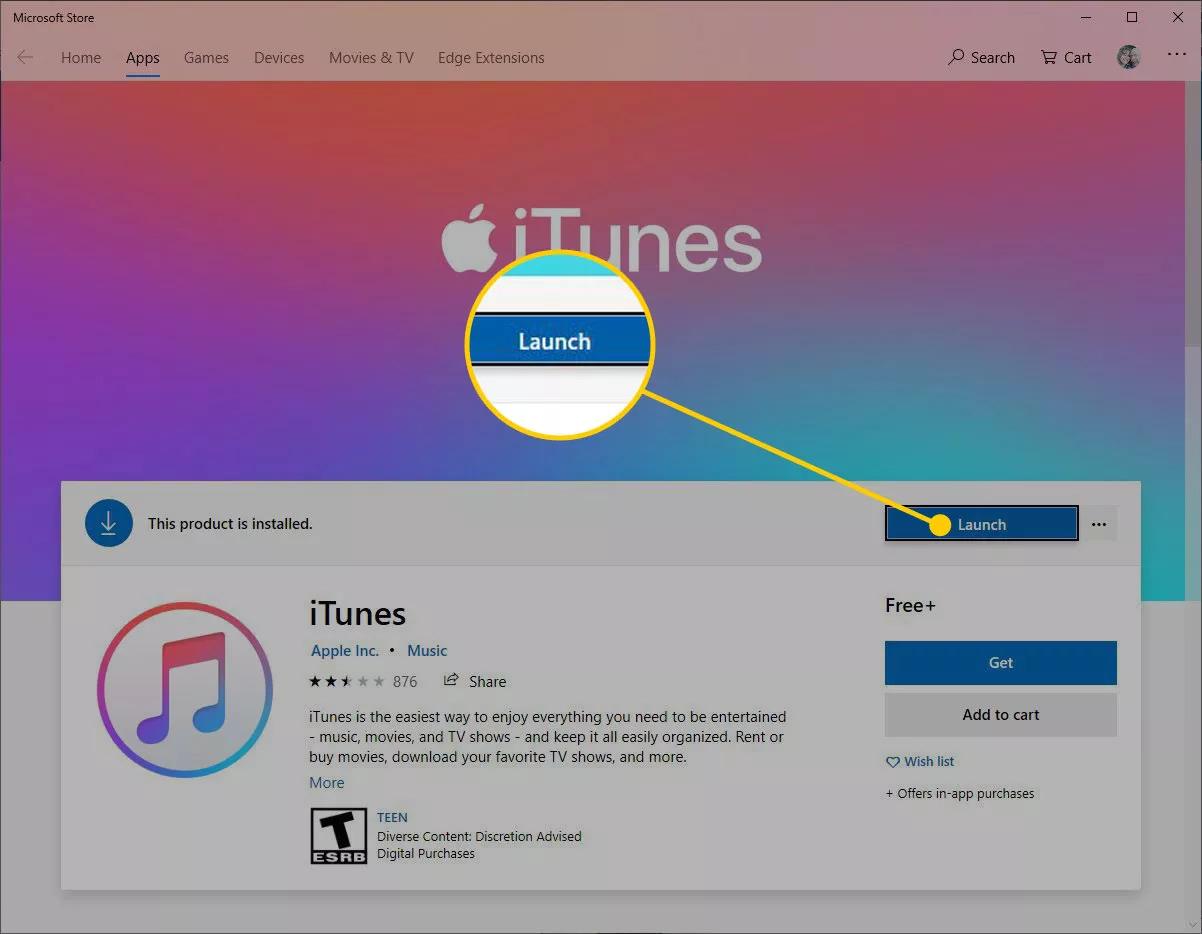 Hướng dẫn đầy đủ cách cài iTunes cho Win 10