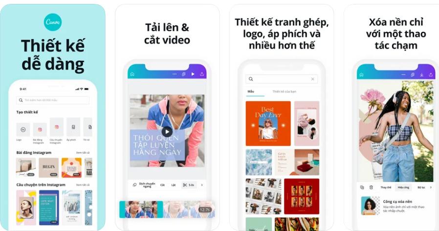 Top những app tạo Story đẹp mà bất kỳ ai dùng mạng xã hội đều phải biết 4