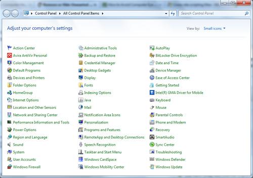 Control Panel là gì? Những tính năng cơ bản bạn cần biết khi sử dụng máy tính Windows 15