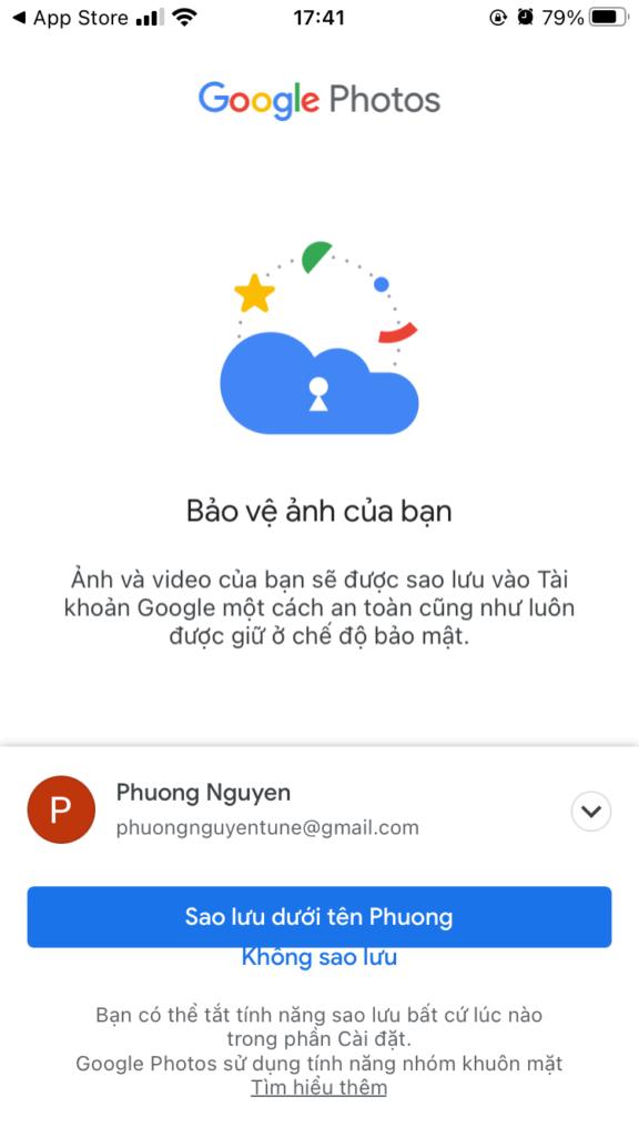 chuyen anh tu iphone sang android 4