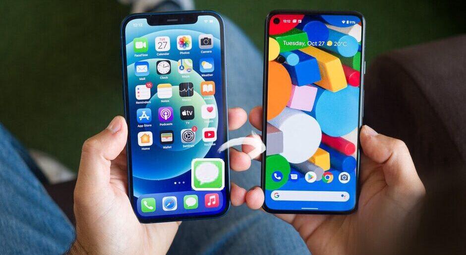 Làm thế nào để chuyển tin nhắn từ iPhone sang Android? Một câu hỏi khó trả lời