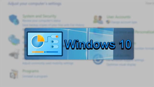 Control Panel là gì? Những tính năng cơ bản bạn cần biết khi sử dụng máy tính Windows 13