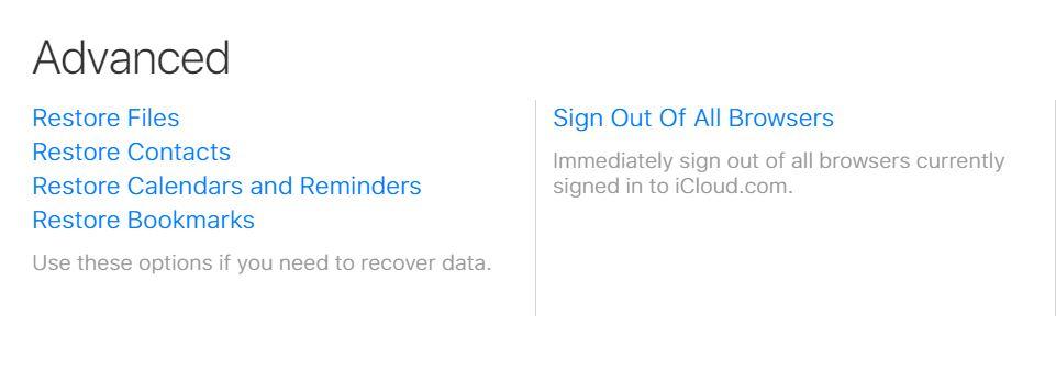 Hướng dẫn đăng xuất iCloud từ xa bằng 2 cách