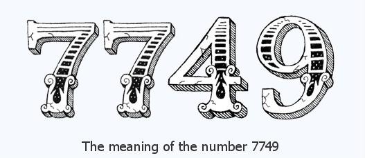 7749 là gì, comment 7749 trên mạng xã hội có ý nghĩa gì?