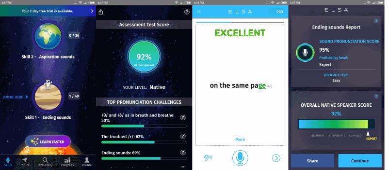 IELTS 9.0 với Elsa Speak: phần mềm Elsa Speak có tốt không? 5