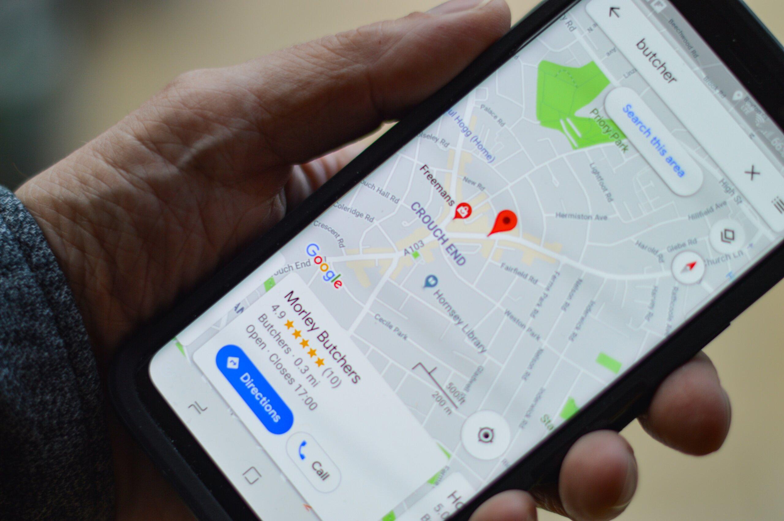 Hướng dẫn sử dụng Google Maps cho team mù đường lạc lối