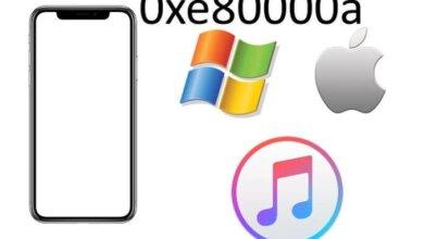 Tổng hợp cách sửa nhanh lỗi iTunes 0xe80000a 12